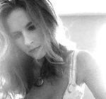 Rae Bryant in Sun--BW--small II