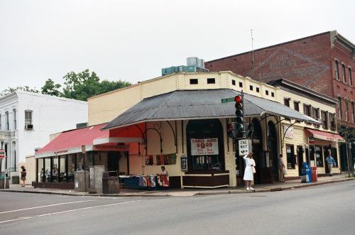Kathy Acker French Restaurant