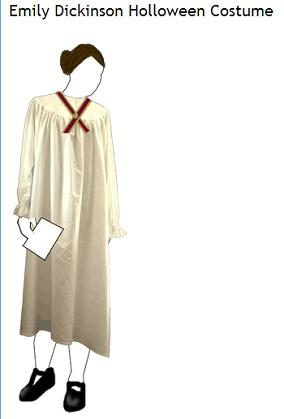 emily dickinson costume