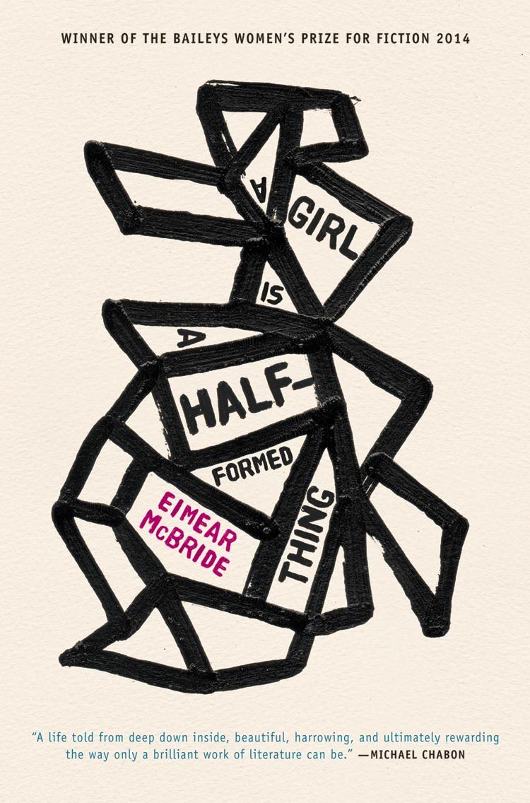 half girl cover