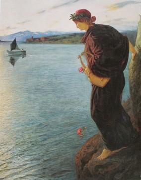 Stückelberg_Sappho_1897