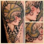 gatsby tattoo