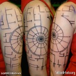 house of leaves tattoo