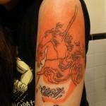 salinger tattoo