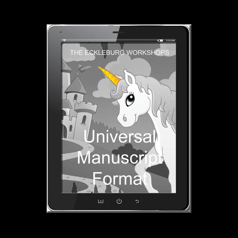 Universal Manuscript Format