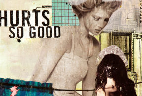 Hurts So Good. Chas Schroeder. The Eckleburg Gallery. 2012.