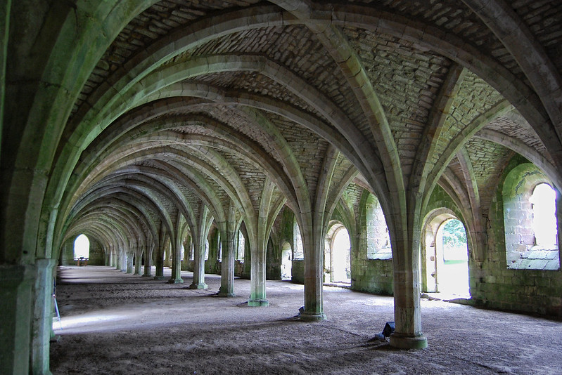 """""""Lay Brothers' Refectory"""" by tj.blackwell is licensed under CC BY-NC 2.0"""